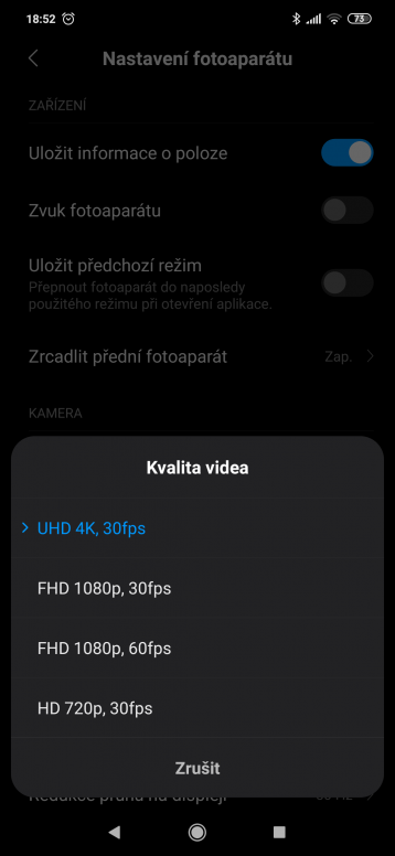 How to record in 4K at 60fps - Mi 9 SE - Mi Community - Xiaomi