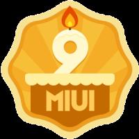 9 lat MIUI
