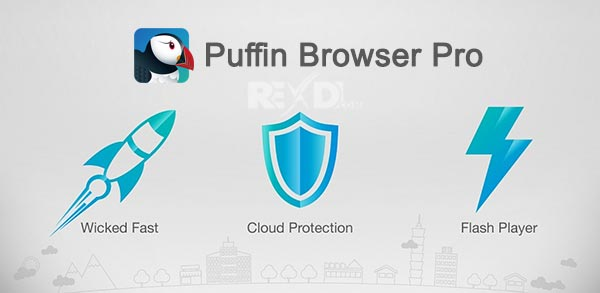 Puffin Browser 7 8 1 4 (Updated) Mod - Paid for Free