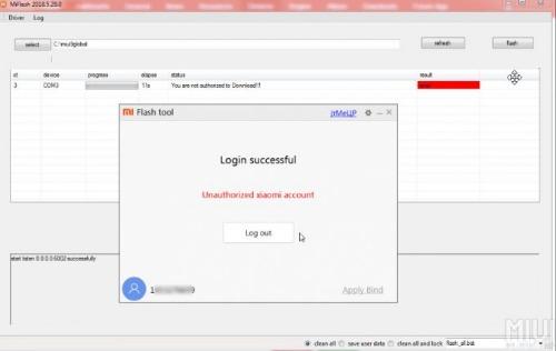 Auth account problem - Tips and Tricks - Mi Community - Xiaomi