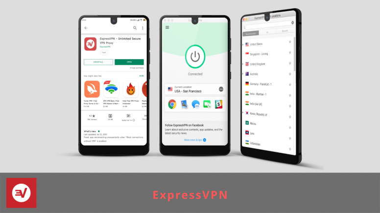 5 Best VPN For Android - Let's Explore - Resources - Mi