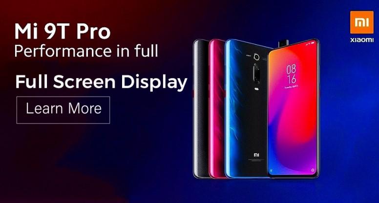 Mi 9T Pro: Know More About Full Screen Display - Mi 9/SE/T/T Pro ...