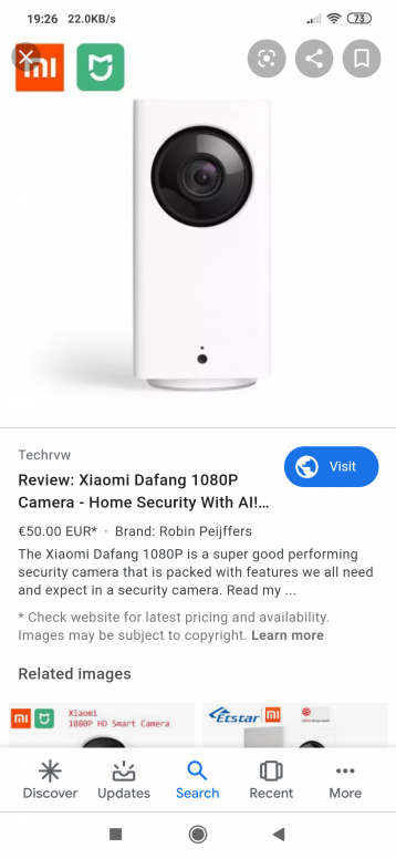 Xiaomi dafang camera - I'm from Malaysia  Can I use this