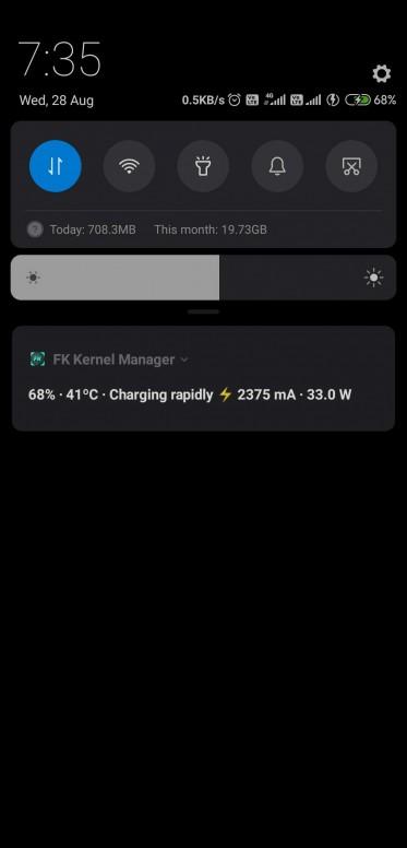 charging bug? or hidden from user - POCO F1 - Mi Community