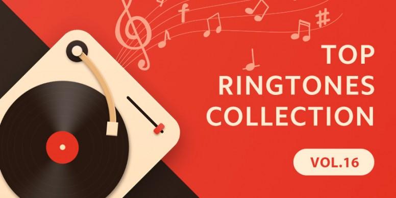Top Notch Ringtones Collection #16: Popular Rock, Metal, K
