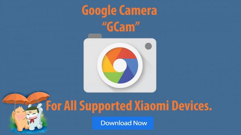 Mi Resources Team] Google Camera