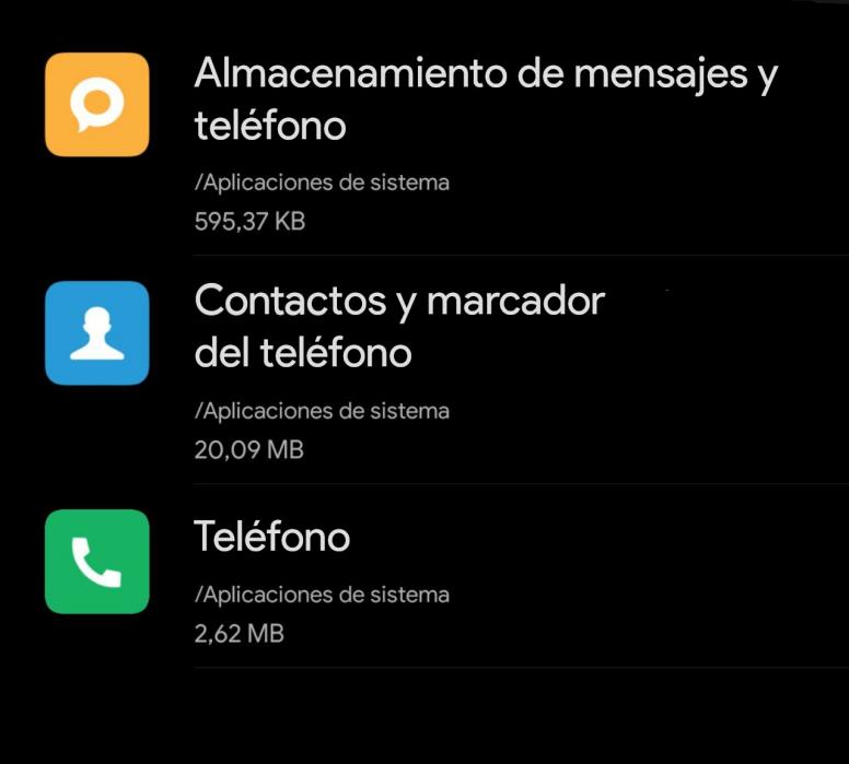 Cómo tener la app Teléfono de MIUI en Mi 9T Pro