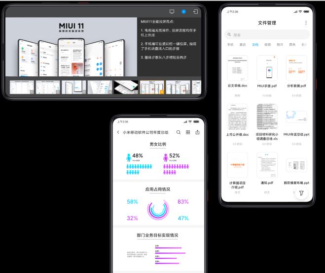 Giới thiệu MIUI 11: Phông chữ & Âm thanh động, Hiển thị môi trường xung quanh và nhiều hơn thế !