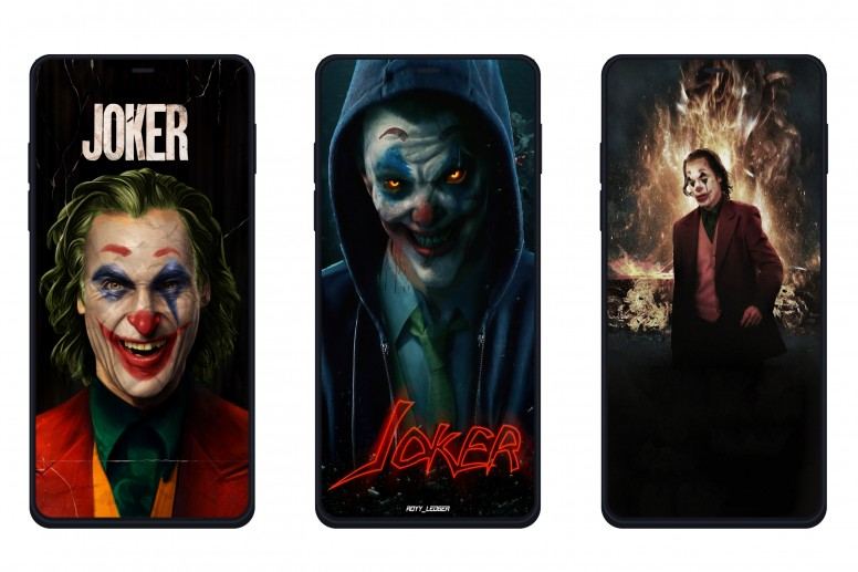 Mi Resources Team Joker 2019 Movie Wallpapers For Your