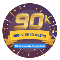 90K Registered Users