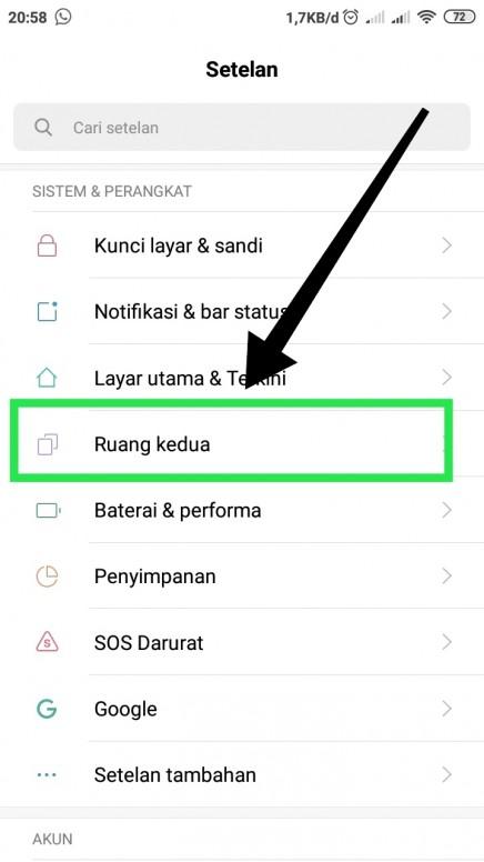 Cara Menyembunyikan Aplikasi Pribadi Redmi Note 5a Mi Community Xiaomi
