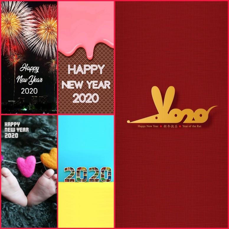 [MIUI Hình Nền #35] Chúc mừng năm mới 2020!