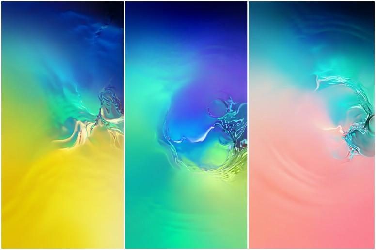 Mi Resources Team Samsung Galaxy S10 Lite Built In Stock Wallpapers Download Them Now Wallpaper Mi Community Xiaomi