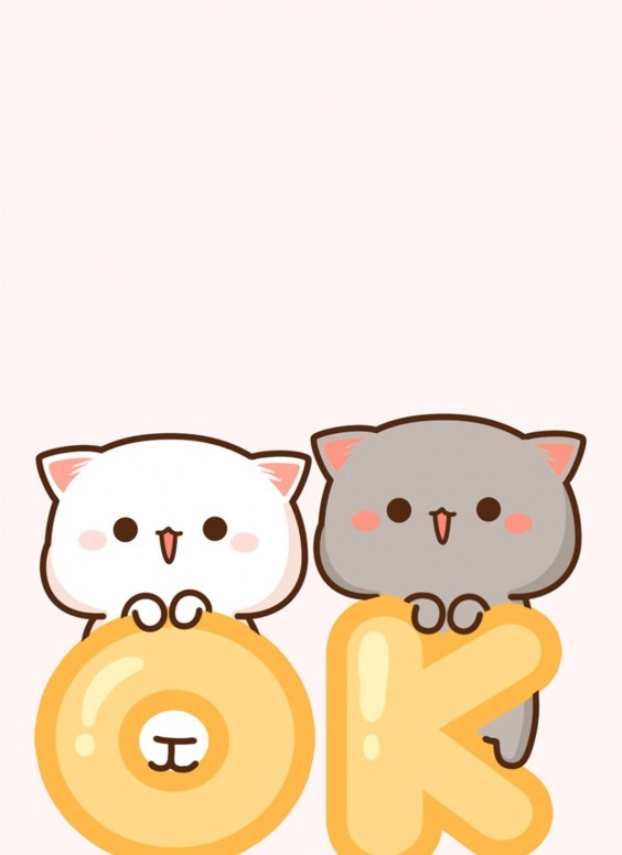 Beautiful Kawaii And Cute Cat Wallpaper Wallpaper Mi Community Xiaomi