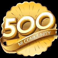 500K Mi Fans