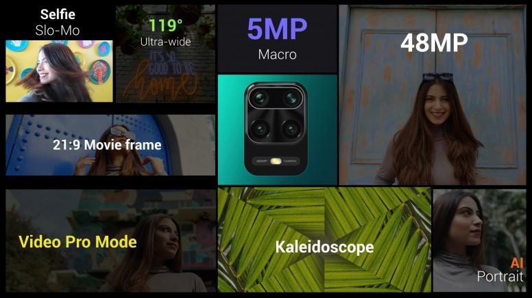 Redmi Note 9 Pro 系列印度亮相,高通骁龙 720G 外加 5020mAh 超大电量,售价约 RM750 起 3