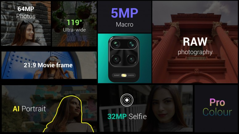 Redmi Note 9 Pro 系列印度亮相,高通骁龙 720G 外加 5020mAh 超大电量,售价约 RM750 起 1