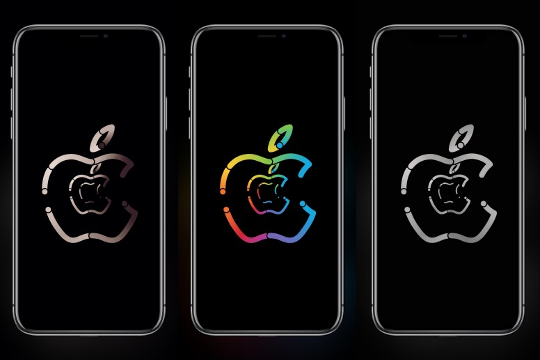 Mi Resources Team Apple Logo Animated Iphone 11 Promotional Wallpapers Collection Download Now Wallpaper Mi Community Xiaomi
