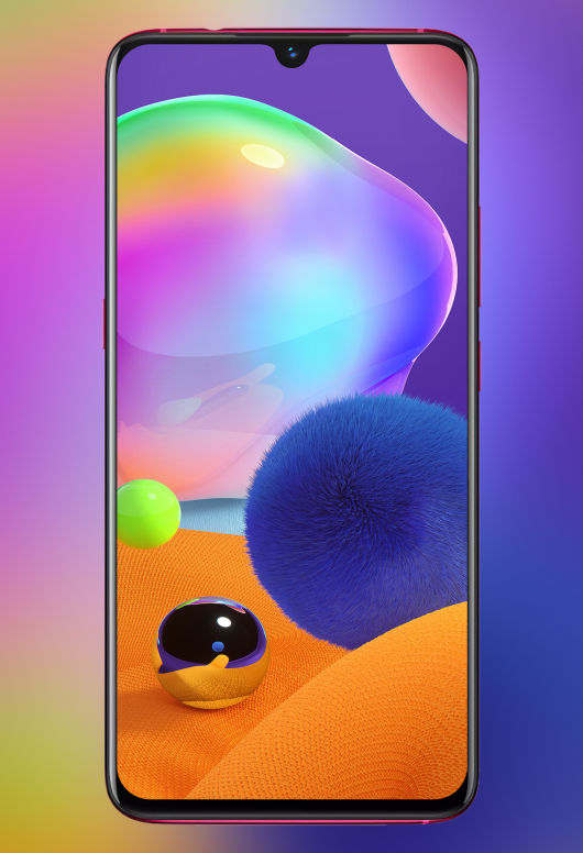 Rt Samsung Galaxy A31 Default Wallpaper Resources Mi Community Xiaomi