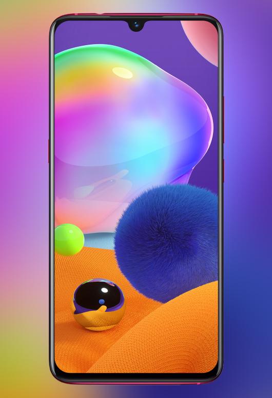 Rt Samsung Galaxy A31 Default Wallpaper Resources Mi Community Xiaomi